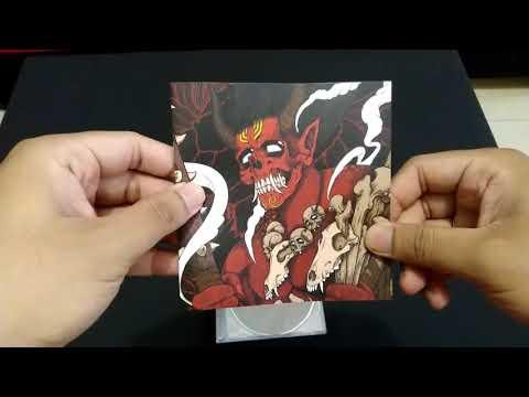 Unboxing & Play CD Seringai Seperti Api