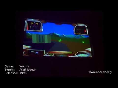 Iron Soldier - Atari Jaguar played during WGL meeting 03/2010