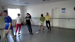 Чечетка.урок в школе степа