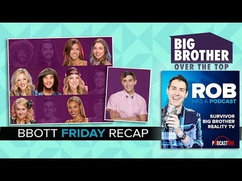 Big Brother OTT Friday Recap   Nov 4