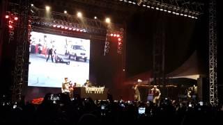 Ice Cube, DJ Yella, MC Ren - Fuck tha Police - Riot Fest Denver 2015