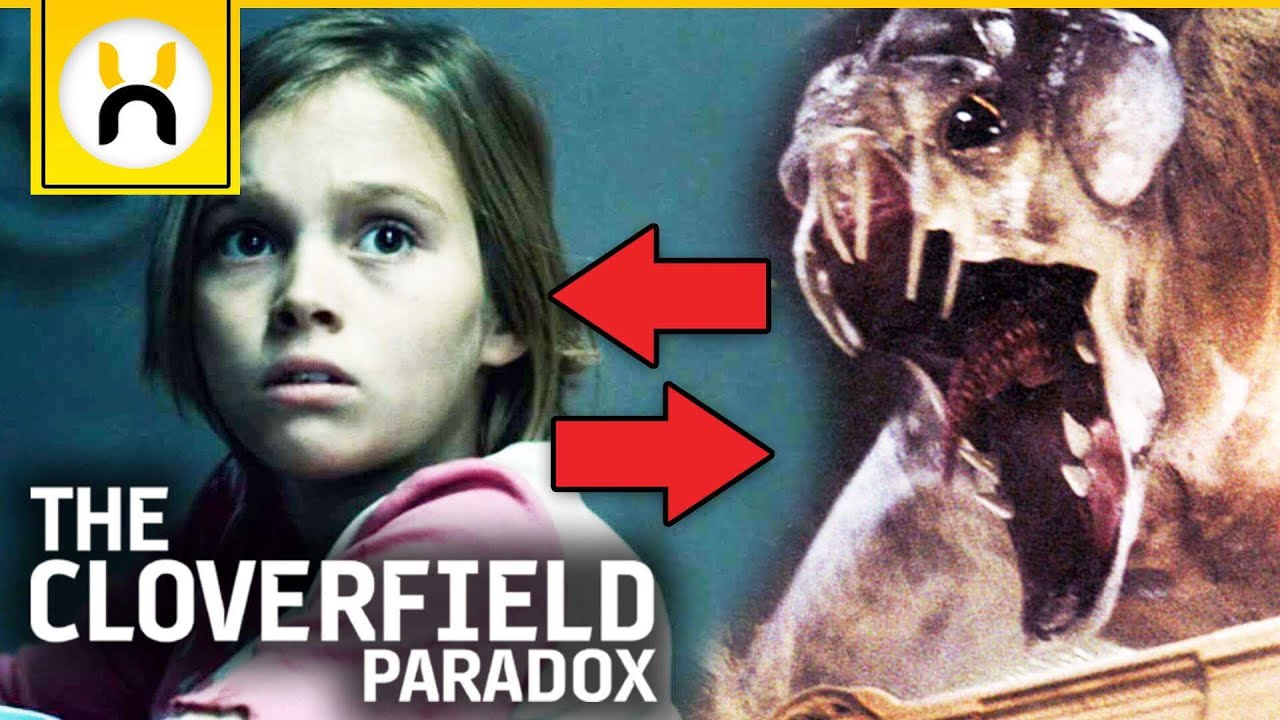 """What's Up with Molly in """"The Cloverfield Paradox""""? Is the"""