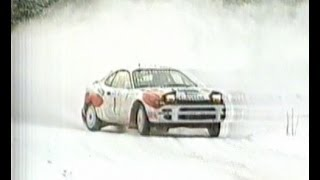 International Swedish Rally 1993