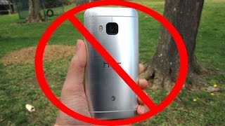 7 Reasons NOT to Buy the HTC One M9!
