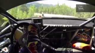 "Sebastien Loeb Pikes Peak World Record 2013 Full Onboard 8'13 ""878"