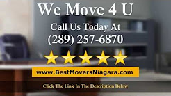 Review of We Move 4 U - Moving Company Niagara Falls, Ontario - Call 289 257-6870