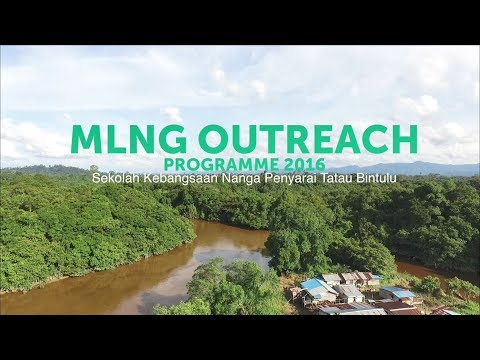 #PETRONAS | Corporate Social Investment | MLNG Outreach Programme at SK Nanga Penyarai