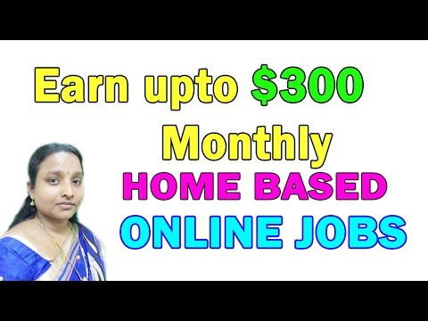 Home Based Online Job without Investment in Tamil Latest 2017