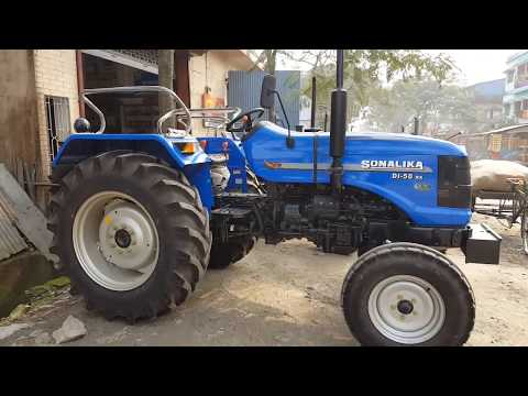 Sonalika DI 50 - RX - High Performance Tractor ( Tractor Brands in India )