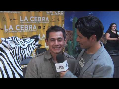 Harold Torres y Jorge Adrián Espíndola nos presentan La Cebra-Trailer Cinelatino