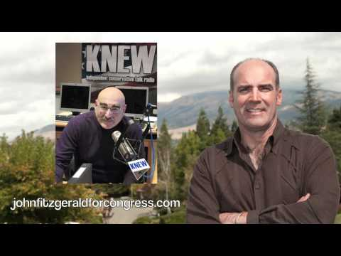 John Fitzgerald on the Bob Zadek Radio Show
