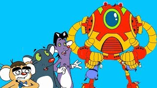 Rat-A-Tat |'Super Robot Adventures + 1 hour Mega Compilation'| Chotoonz Kids Funny Cartoon Videos
