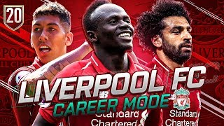 FIFA 19 LIVERPOOL CAREER MODE #20 - FAN OBJECTIVES ARE INSANE RIGHT NOW!
