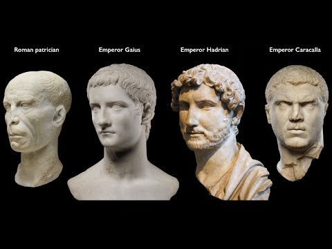 Rome's history in four faces at The Met