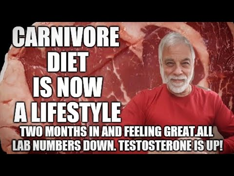 Carnivore diet for two months. (My progress & how I prepare ribeye)