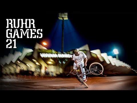 Ruhr Games 21   Bochum - Teaser Trailer