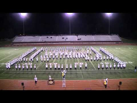 September - Earth Wind & Fire - H.H. Dow High School Charger Marching Band 2014
