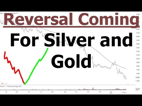 Reversal Coming For Silver and Gold | Stock Market Reversal | Bitcoin Update