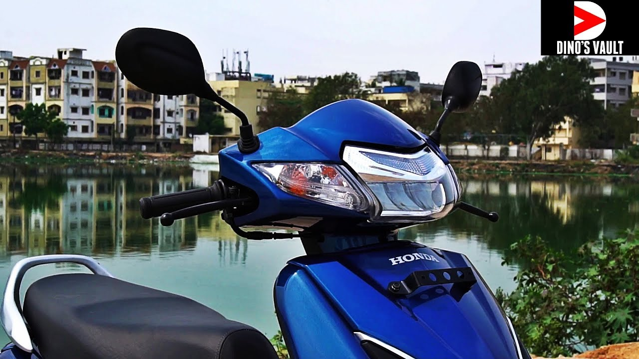 Honda Activa 5G First Ride Review ft. Blue, Yellow, Red colors #ScooterFest