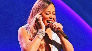 """Mariah Carey Hitting The """"Infinity"""" Whistle Note! (2015-2016)"""