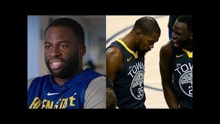 Draymond Green Opens Up about His FIGHT with Kevin Durant in New Interview!