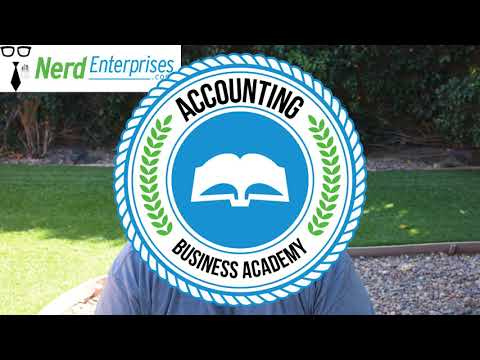 Accounting Business Academy, My 97 & Up Project