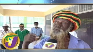 TVJ News Today: Rastafarians Call on Gov't for Compensation - Midday - June 19 2019