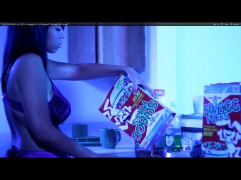TKO CAPONE - Swaggin N Yo Girlfriend Ass **Swagg Puff Cereal**