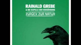 Rainald Grebe & die KdV - Blauwale