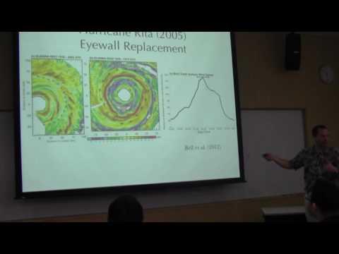 台風セミナー2016 (Prof. Michael Bell 3/6)