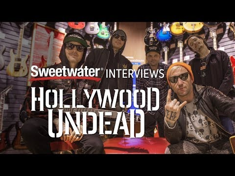 Hollywood Undead Interviewed by Sweetwater