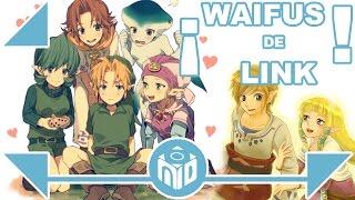 Las Enamoradas de Link - Especial The Legend of Zelda y San Valentin | NDeluxe