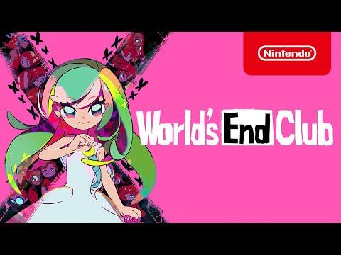 World's End Club - Launch Trailer - Nintendo Switch
