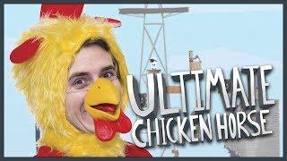 SAMARBEIDER FOR FØRSTE GANG - Ultimate Chicken Horse