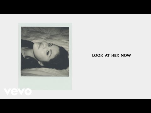 Download Selena Gomez - Look At Her Now (Official Lyrics) Mp4 baru