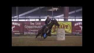Zapętlaj 1D Barrel and Pole Horse For Sale - Youth Rodeo Dream Horse | Stephanie Britt