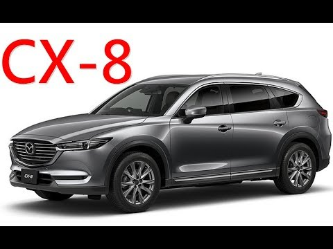 Mazda CX-8 七人座 豪華休旅車 SUV 马自达