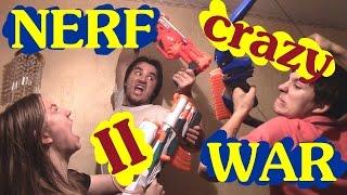 Crazy Nerf War 2