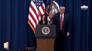 President Trump Speaks to Border Patrol Council