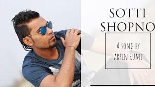 Shotti Shopno Arfin Rumi Mp3 Song Download