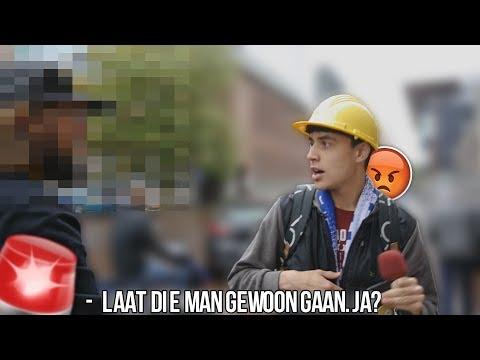 Reageren op HAAT in Leeuwarden (CAMBUUR) ESCALEERT VOLLEDIG?!