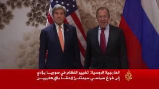 موسكو تحذر واشنطن من مهاجمة النظام السوري وقواته