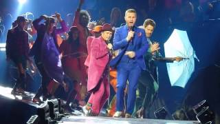 Take That - I Like It (Live in Dublin)