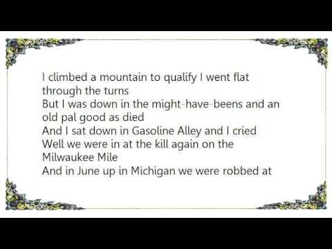 Emmylou Harris - Speedway at Nazareth DVD Lyrics