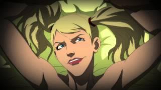 Deadshot and Harley Quinn Sex Scene (Batman: Assault on Arkham - 2014)