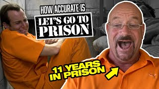 "Ex-Con Reacts - ""Let's Go to Prison"" - A funny prison comedy movie with Will Arnett    