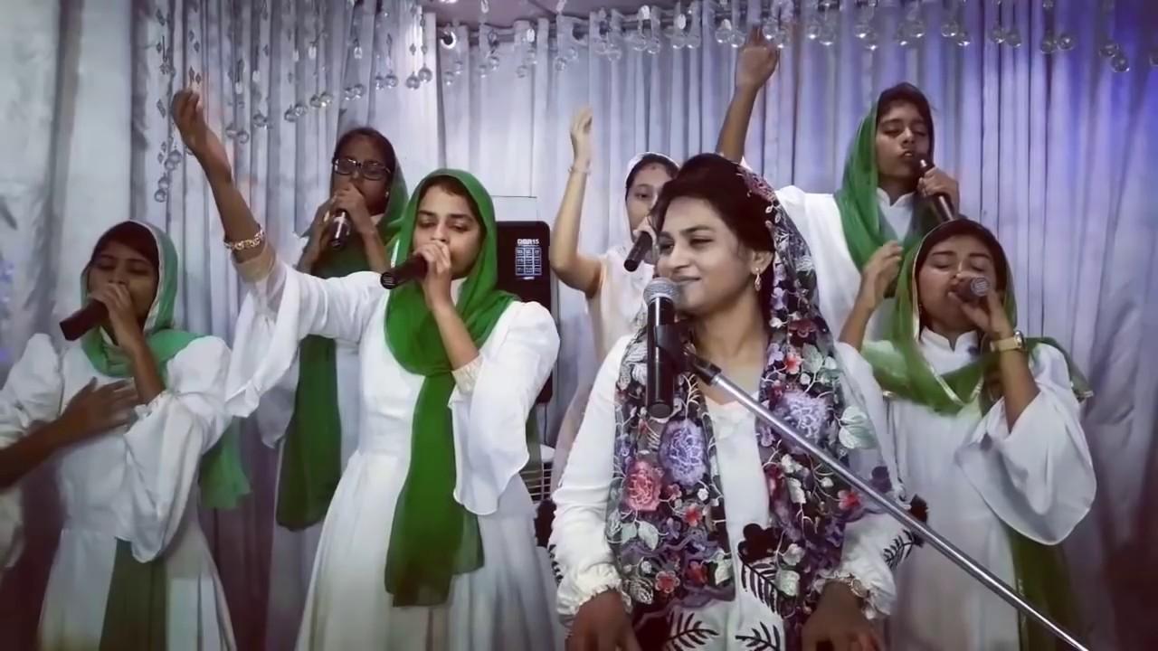 Muzhu Idhayathodu / Jebathotta Jeyageethangal Vol 37 / Fr.S.J. Berchmans   Sharon Kings LIVE Cover