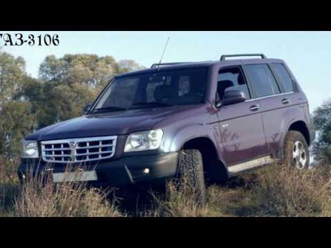 5 отличных внедорожников ГАЗ, которые не были запущены в серийное производство