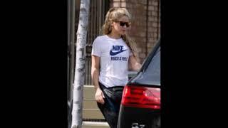 Shakira seen out in Barcelona