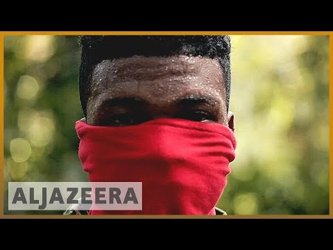 Who Are Colombia's ELN, The National Liberation Army?